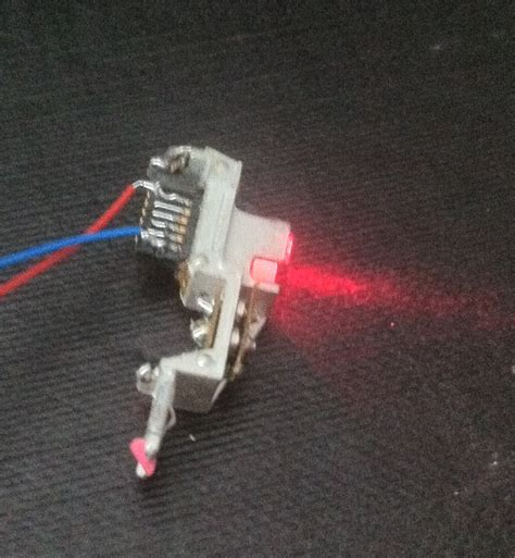 41J Blog » Blog Archive Playing with DVD RW Laser Diodes