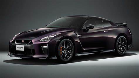 Nissan introduces a Japan-only limited edition GT-R