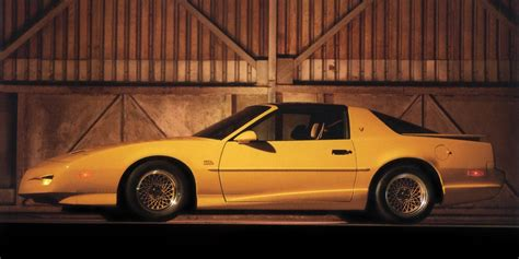 The 1991 Pontiac Trans Am GTA Was the End of the Line for