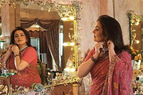 Nita Ambani heads to another country to buy Crockery for