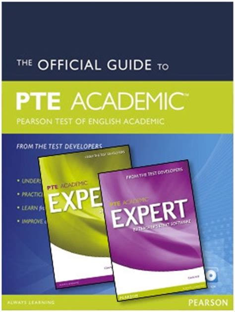 PTE Academic Official Guide & Materials Free Download