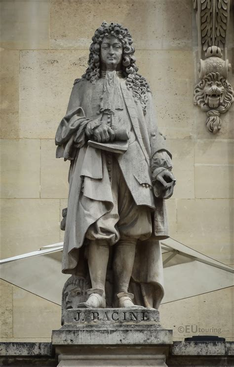 Photos of Jean Racine statue at Musee du Louvre - Page 344