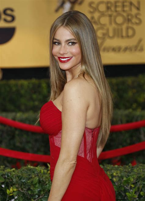 Sofia Vergara is worst dressed at the 2015 Screen Actors