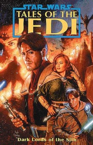 Star Wars: Tales of the Jedi – Dark Lords of the Sith