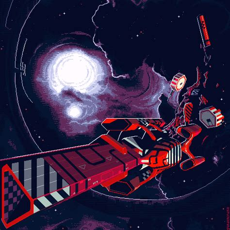 gif,gif animation, animated pictures,pixel art,mayday,Sci