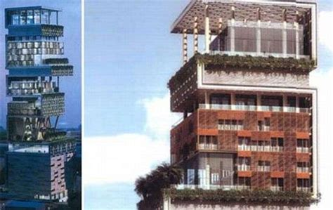 $2 Billion Homes: Antilla is World's Most Expensive House