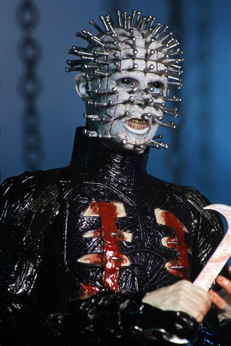New Photos of the Hellraiser Ultimate Pinhead Figure by