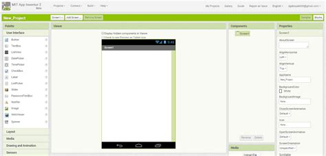 MIT App Inventor : Android app maker review