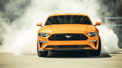 Wallpaper Ford Mustang, 2018, HD, 4K, Automotive / Cars