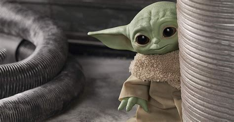 Disney Hurries to Launch Star Wars Baby Yoda Toys — and