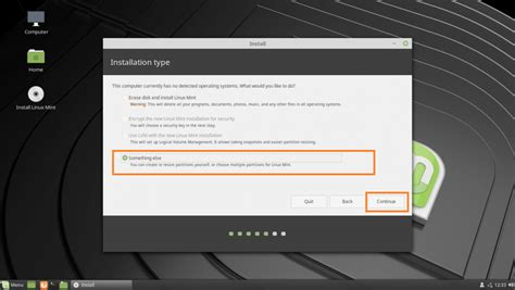 How to Install Linux Mint 19 from USB Drive – Linux Hint
