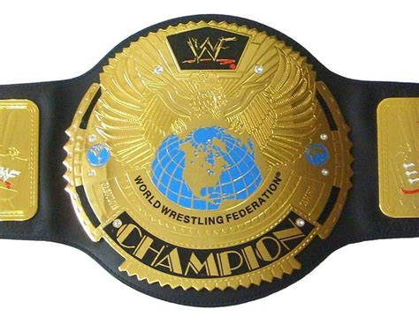 Ranking Every WWE Championship Design from the Last 20