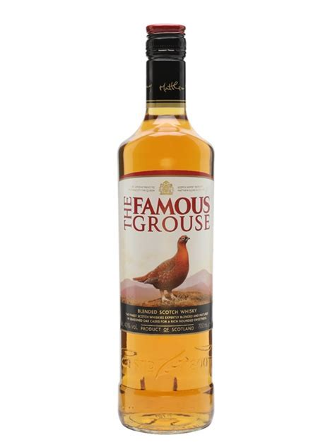 Famous grouse black, discover the smokier side of the