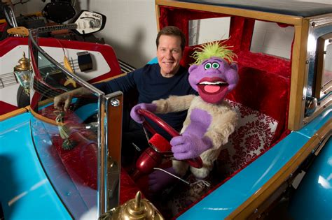 Jeff Dunham talks cars and his latest character, Bob, the