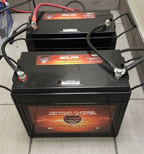 Charging AGM Batteries in Series or Parallel | The