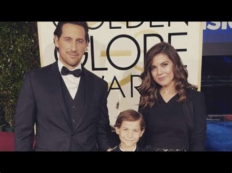 Yes, 'Room' Star Jacob Tremblay's Dad Is Hot -- But Have