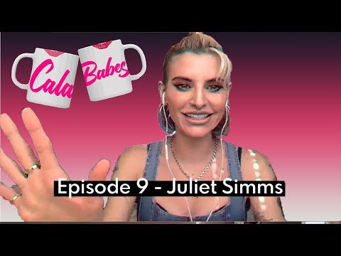 Stars Without Eyebrows, Juliet Simms, per request of