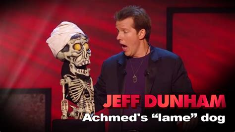 """""""Achmed The Dead Terrorist's 'lame' dog"""" 