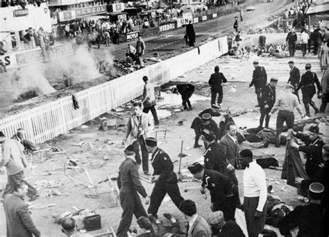 Inside the 1955 Le Mans Tragedy – Moss Motoring