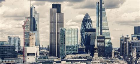 Explore the City of London with Historic and Contemporary