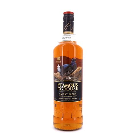 Famous Grouse Smoky Black Literflasche 40
