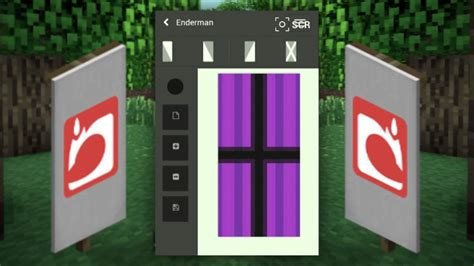 Minecraft Banner Maker for Android - YouTube