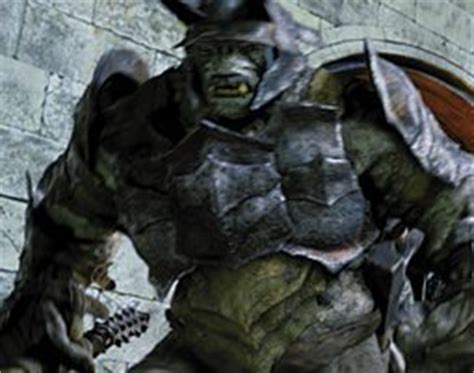 Attack Troll - Lord of the Rings Wiki - Wikia