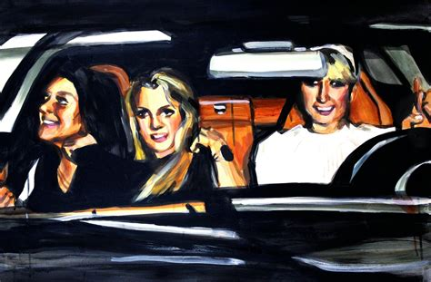 Has Britney Spears Become Art? A New Painting Show